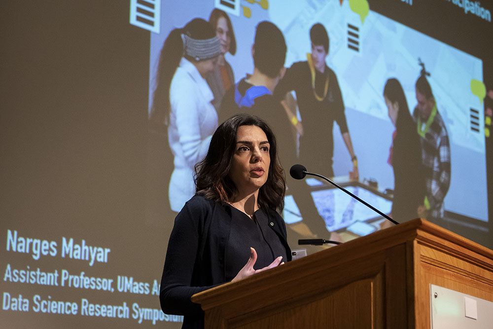 Data Science Research Symposium Brings Professionals and Academics