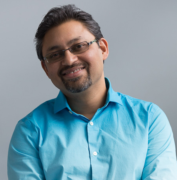 Asif Hasan, co-founder of Quantiphi